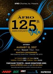 AFRO Gala 17 - FB General Ad